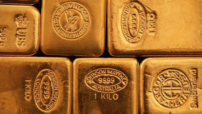 Gold Price Pares Post-Fed Gain Amid Rise in US Treasury Yields