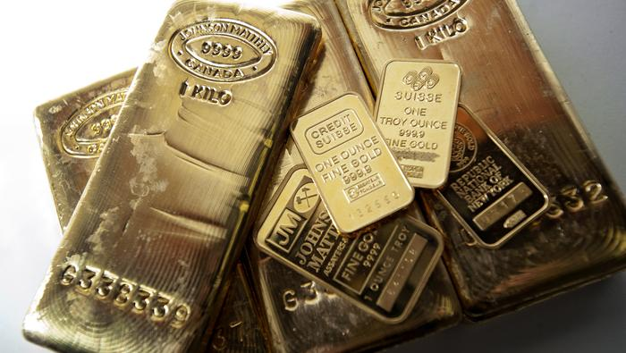 Gold Price Latest - Punching Through Resistance as The Bullish Trend Continues