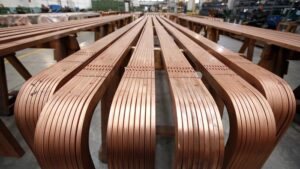 Copper Charges Higher While US Dollar Rides Up on Inflation Fears.Are New Highs Ahead?
